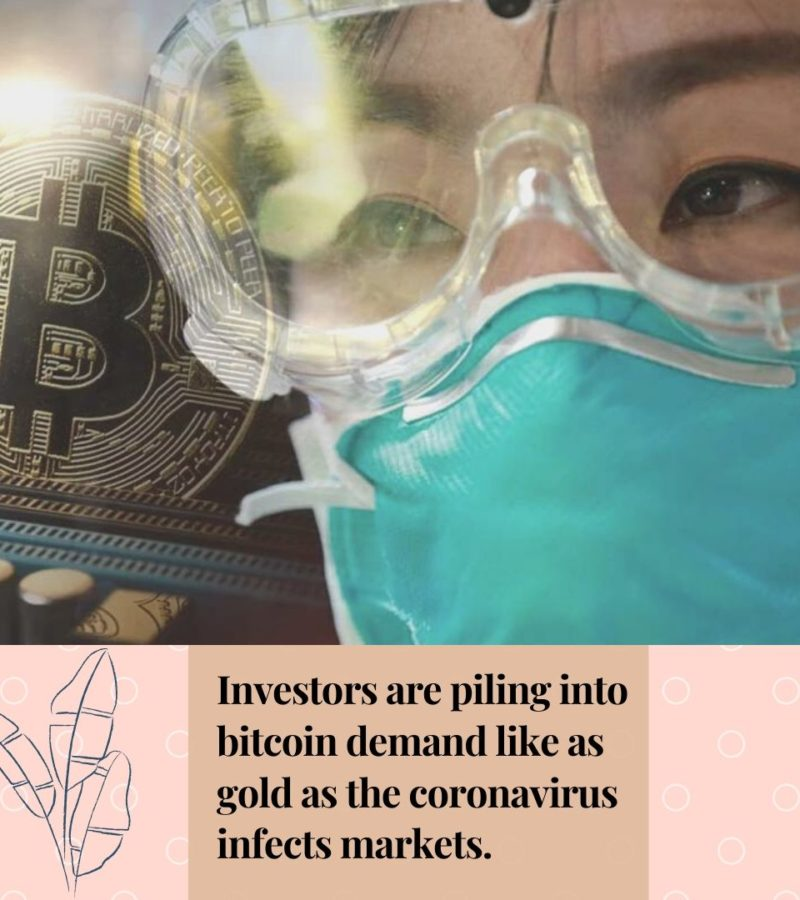 Coronavirus Helping Bitcoin Growth And Why You Should Invest