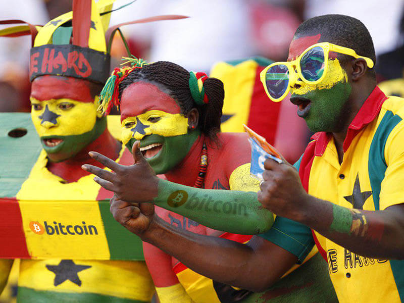 Bitcoin exchanges in Ghana [Top best exchanges to buy and sell Bitcoin]