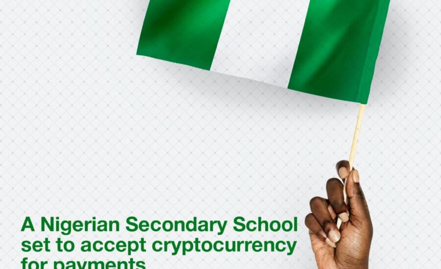 Nigerian secondary school