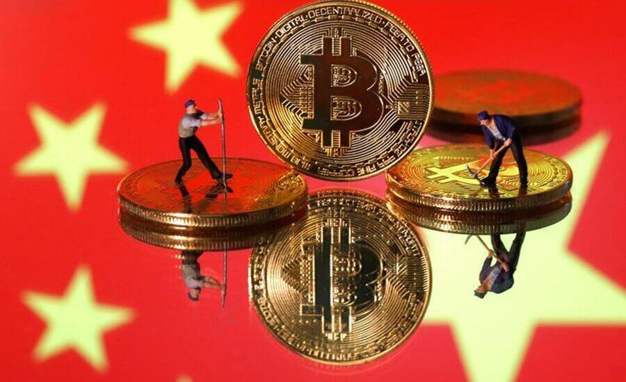 Chinese mining ban