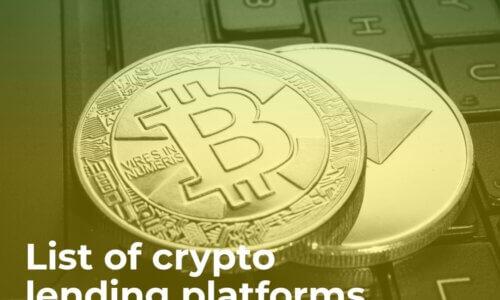 List of crypto lending platforms – Koinwa